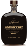 Jefferson's Cocktail The Manhattan...